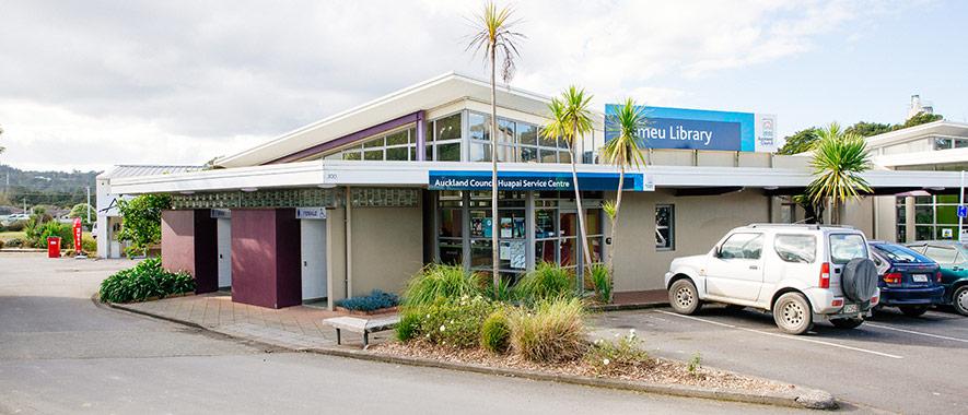 Huapai Council Service Centre