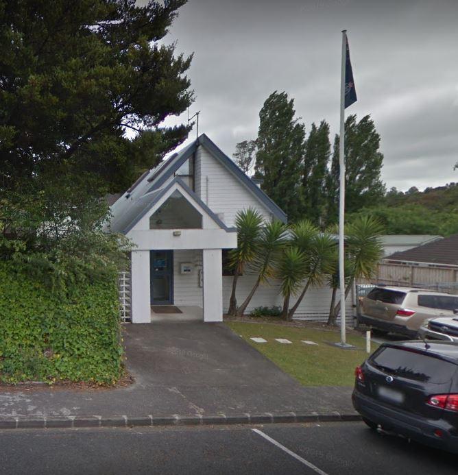 Warkworth Police Station