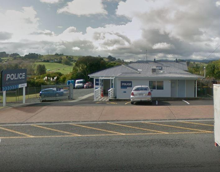 Wellsford Police Station